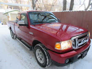 2007 Ford Ranger SLT - Low Kms