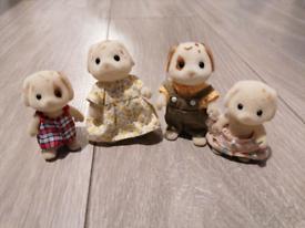 Sylvanian families- henry-lloyd damation family