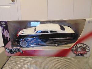 HOT WHEELS FREEDOM RIDES 49 MERC LIMITED EDITION 2004 1:24 SCALE