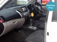 2012 MITSUBISHI L200 Double Cab DI D Barbarian 4WD Auto
