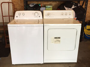 Washer & Dryer For Sale - $400.00 OBO