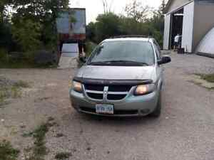 FOR SALE:   2003  Dodge Grand Caravan Sport Stratford Kitchener Area image 1