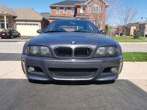 2002 E46 M3 coupe 6MT
