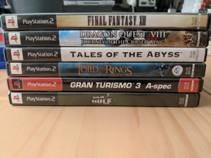 PS2 Games for sale