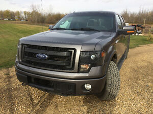 FINAL Offering! 2013 Ford F-150 SuperCrew FX4 Pickup w/ warranty Strathcona County Edmonton Area image 4
