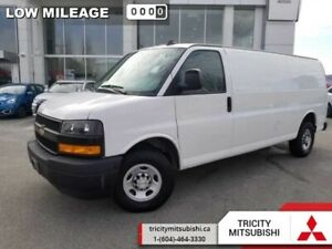 2018 Chevrolet Express Cargo Van WT  -  Power Windows