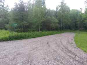 1 acre building lot forsale in newly divided sub division