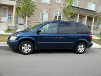 2002 Dodge Caravan Minivan, AS IS