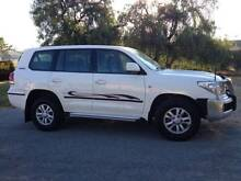 2008 TOYOTA LANDCRUISER GXL (4x4) VDJ200R DIESEL TURBO V8 AUTO Dongara Irwin Area Preview