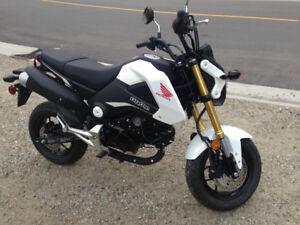2015 Honda Grom 125cc