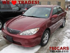2005 Toyota Camry Sdn - 4 CYLINDER - TRADES WELCOME