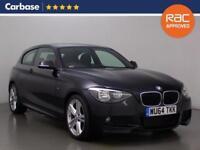 2014 BMW 1 SERIES 116d M Sport 3dr