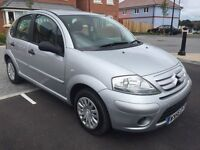 citroen c2, 1.1, 2007, very low milege with only 25,000!