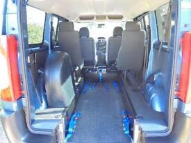 2009 Peugeot Expert Tepee HDi WHEELCHAIR ACCESSIBLE VEHICLE 5 door Wheelchair...