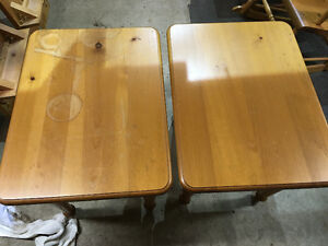 coffe and 2 end tables