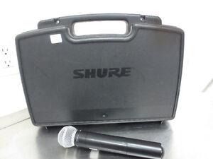 Shure PGXD24/SM58 Digital Wireless System