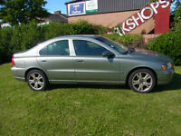 Volvo S60 2.5 T SE PX Swap Anything considered