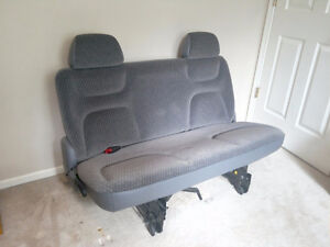 dodge rear bench North Shore Greater Vancouver Area image 1