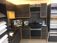 Fitted kitchen ex display