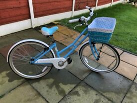 Beautiful Limited Addition Pendleton Junio Vintage Style Bicycle