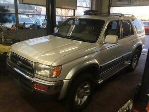 1997 Toyota 4 Runner Safety E-Test Included