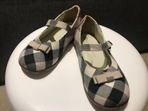 Burberry Authentic  Mary Janes  shoes  kids girls