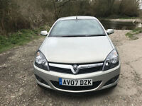 2007 Vauxhall/Opel Astra 1.8 Twin Top Sport