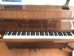 Piano Like New