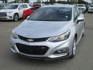 2018 Chevrolet Cruze LT RS 4-Door- A/T- S/Roof- Leather- Diesel