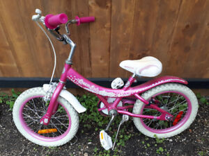 Girls bike forsale