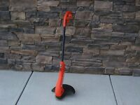 Back and Decker, weed/grass trimmer, do not need it, moving