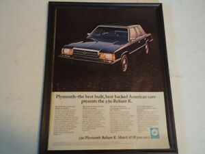 CLASSIC PLYMOUTH AND DODGE ADS Windsor Region Ontario image 6