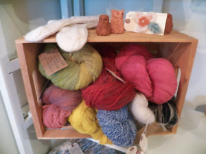 Second Annual Gagetown Fibre Gathering
