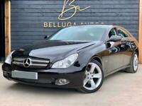 Mercedes CLS 350 CDI automatic 3.0 diesel black