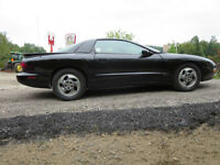 1995 Pontiac Firebird Coupe (2 door)