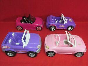 Reste 2 Véhicules pour Barbie au choix à $8 CHACUN