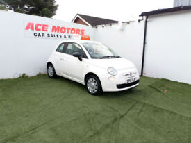 2015 FIAT 500 1.2 POP STOP/START ONLY 9000 MILES WITH FULL SERVICE HISTORY