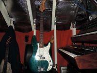 Westfield Bass guitar