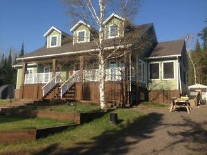 Custom Home For Sale Dryden