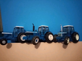 Ford TW tractor