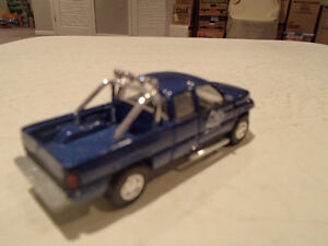Loose Blue 1996  '96 DODGE RAM Extended Cab by JOHNNY LIGHTNING Sarnia Sarnia Area image 9
