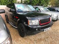 Land Rover Range Rover Sport 2.7TD V6 Auto HSE, Diesel