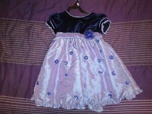 Size 2 - Purple satin dress Gatineau Ottawa / Gatineau Area image 1