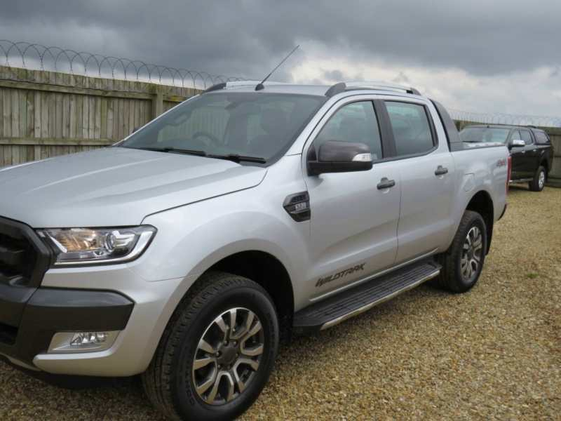 ford ranger wildtrak 4x4 tdci diesel automatic 2018 18 in peterborough cambridgeshire gumtree. Black Bedroom Furniture Sets. Home Design Ideas