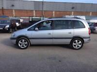 Vauxhall Zafira 2.0DTi 16v Energy 7 SEATER - 2004 04-REG - 6 MONTHS MOT