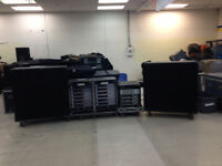 Clair Brothers S4 System Mississauga / Peel Region Toronto (GTA) Preview