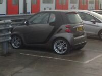 Smart Fortwo with Brabus Sports package