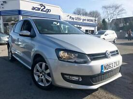 2014 Volkswagen POLO MATCH EDITION TDI Manual Hatchback