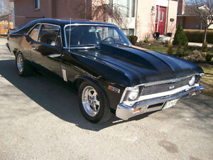 1969 Chevrolet Nova SS London Ontario image 1