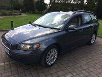 Volvo V50 2.0D S**1 Owner**Full Volvo Service History**Absolutely Immaculate**